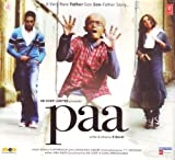 Paa (New Hindi Music CD)