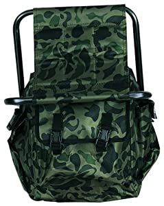 ADROIT: Outdoorsmen Backpack N' Chair