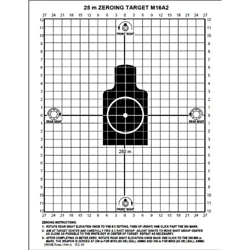 m4 carbine red
