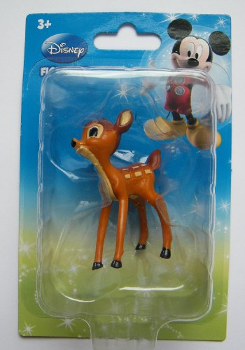 Beverly Hills Teddy Bear Company Disney Bambi Toy Figure