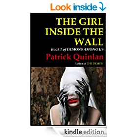 The Girl Inside the Wall (Book #1 of Demons Among Us)