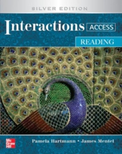 Interactions Access  - Reading Student e-Course Standalone: Silver Edition