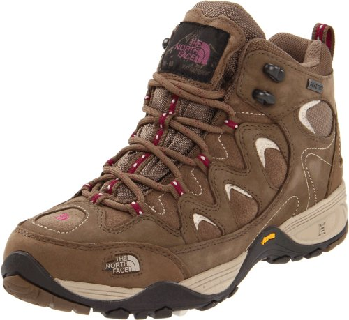 The North Face Women's Vindicator Mid II GTX Brown Hiking Boot T0ATQNJS1 4 UK