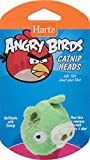 Hartz Angry Birds Catnip Heads Cat Toy  (Toy may Vary) - Officially Licensed by Rovio