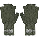 Gi Wool Fingerless Glove-olive ~ Rothco