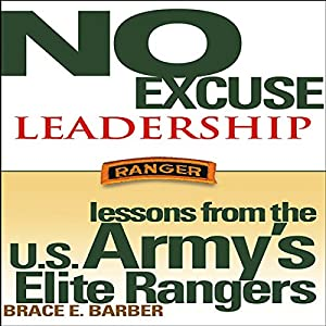 No Excuse Leadership Audiobook