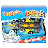 Mattel Hot Wheels Colour Shifters Floating Vehicle Car - Shark Hammer Yellow