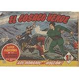 El Cosaco Verde original numero 036 Los hombres del volcan