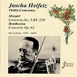 Concerto Pour Violon N 5 En La Kv 219 ; Concerto Pour Violon & Orchestre