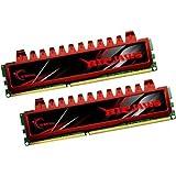 "G.Skill PC1333 Arbeitsspeicher 8GB (1333 MHz, 240-polig, 2x 4GB) DDR3-RAM CL9 Kitvon ""G.Skill"""