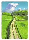 500ピース スタジオジブリ背景美術シリーズ 夏の畦道 500-260
