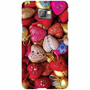 Samsung I9100 Galaxy S2 Back Cover Designer Hard Case Printed Cover