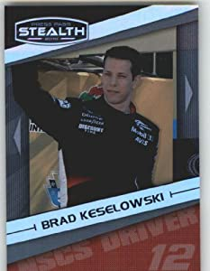 Buy 2010 Press Pass Stealth #18 Brad Keselowski - NASCAR Trading Cards (Racing Cards) by Press Pass