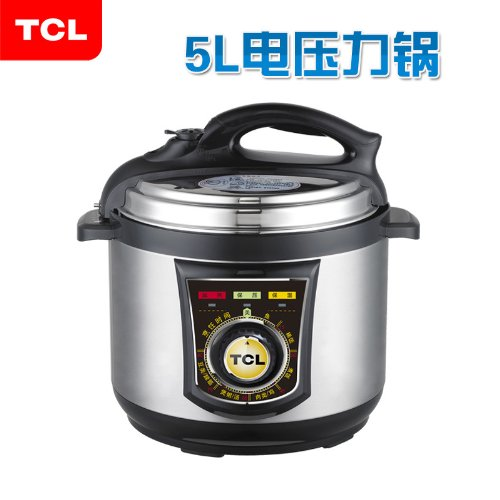 TCL TL-J50BD multi-function electric pressure cooker home electric pressure cooker pressure cooker rice cooker 5L