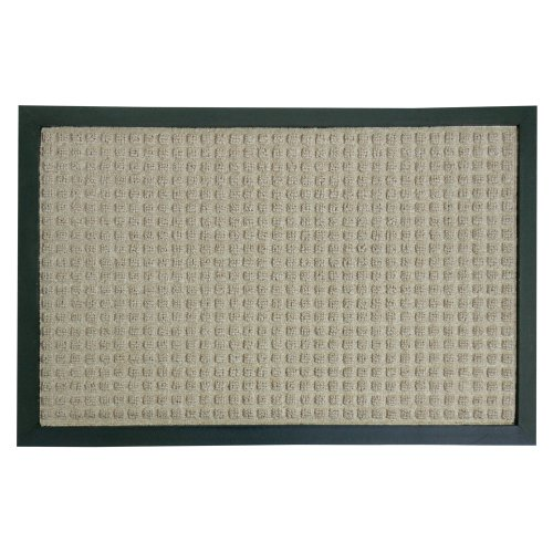 Rubber Cal Nottingham Rubber Backed Carpet Mats 16 X 24