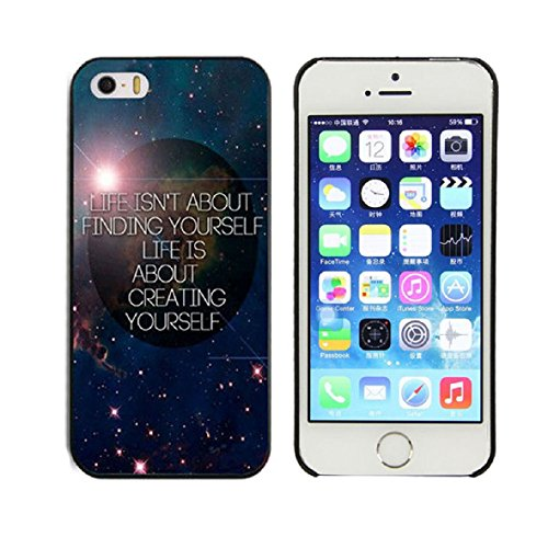 Amtonseeshop Various New Stylish Personalized Protective Snap On Hard Plastic Case For Iphone 5 5S 5G (Character)
