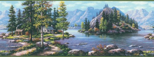 brewster-145b87725-northwoods-lodge-bunyan-blue-mountain-cabin-border-wallpaper