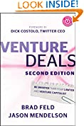 Brad Feld (Author), Jason Mendelson (Author), Dick Costolo (Foreword) (178)  Download: $26.39