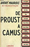 De proust a camus