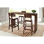 Artefama Furniture Gourmet Counter-Height Bar Table