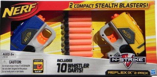 Nerf N-Strike Reflex IX 2-Pack #37019