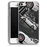 Mobile Design Case Cover Shell for Porsche 911 Carrera S Cargraphic iPhone 5s - HardCase transparent - Apple