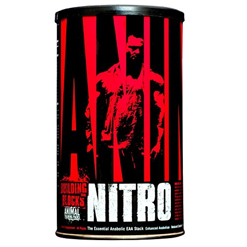 Universal Nutrition Animal Nitro Sports Nutrition Supplement, 44-Count (Animal Omega compare prices)
