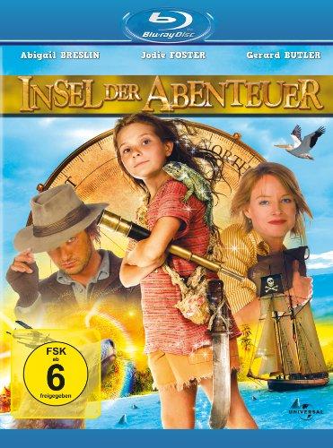 Die Insel der Abenteuer [Blu-ray]