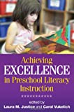 img - for Achieving Excellence in Preschool Literacy Instruction (Solving Problems in Teaching of Literacy) book / textbook / text book