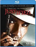 Justified: The Complete Second Season [Blu-ray]
