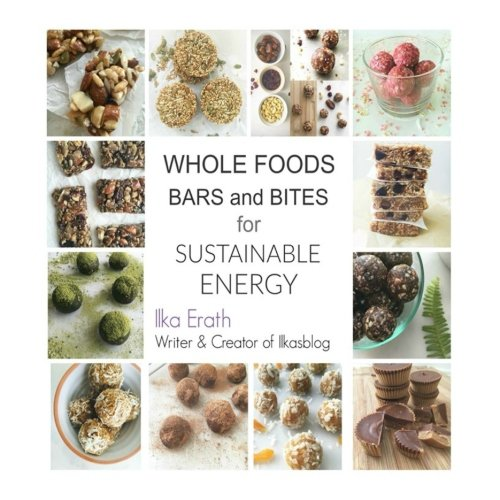 Whole Foods Bars and Bites For Sustainable Energy by Ilka Erath