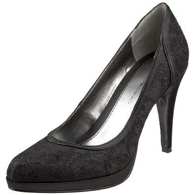 Amazon.com: Bandolino Women's Serece Platform Pump,Black,6 ...