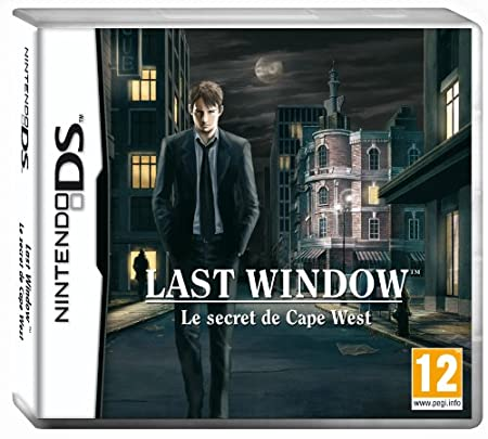 Last Window The Secret of Cape West (Nintendo DS - French/English)
