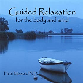 Guided Relaxation; Voice With Waves