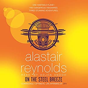 On the Steel Breeze | Livre audio