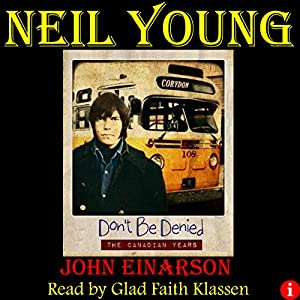 Neil Young Audiobook