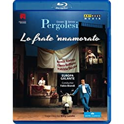 Lo Frate Nnamorato [Blu-ray]