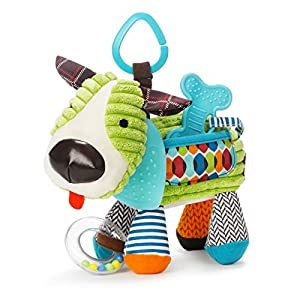 Skip Hop Bandana Buddies Activity Toy, Puppy