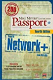 img - for Mike Meyers  CompTIA Network+ Certification Passport, 4th Edition (Exam N10-005) (CompTIA Authorized) book / textbook / text book