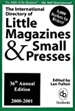 The International Directory of Little Magazines and Small Presses, 40th Edition (2005)