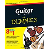 Guitar All-in-One For Dummies ~ Mark Phillips