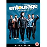 Entourage: Complete HBO Seasons 1&2 Box Set [DVD]by Adrian Grenier
