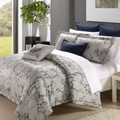 104 X 88 Cal King Comforter KESS InHouse Mandie Manzano What Child Is This King