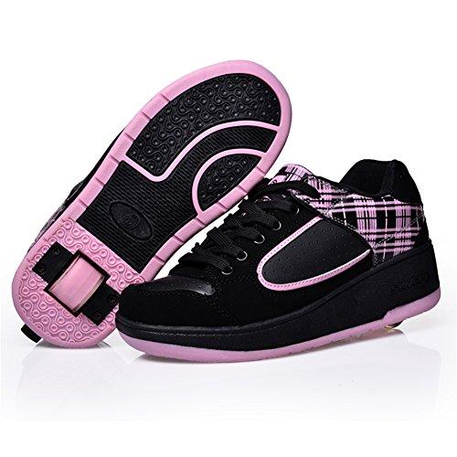 Genda 2Archer Sportive Unisex Scarpe per Bambini Pattinaggio Scarpe di