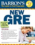 img - for Barron's New GRE, 19th Edition (Barron's GRE) book / textbook / text book