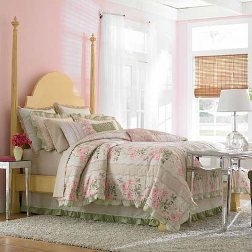 Country Style Bedding Sets 97347 front
