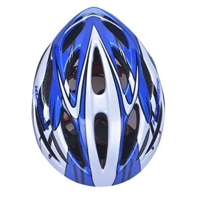 Children's Adult's Road bike skates road racking cycling helmet (blue)
