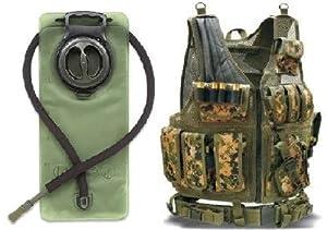 GMG-Global Military Gear Marpat Woodland Digital Camo Tactical Scenario... by GMG-Global Military Gear