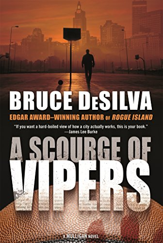 A Scourge of Vipers: A Mulligan Novel (Liam Mulligan)