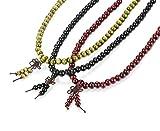 Jstyle-3-Stck-8mm-Holzarmband-Armkette-Holz-Holzarmbnder-Style-Kugelarmband-Buddha-Mala-Halskette-fr-Damen-Herren